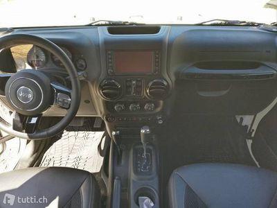 gebraucht Jeep Wrangler Night Eagle 2017