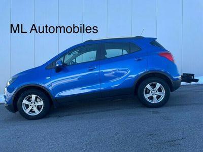 gebraucht Opel Mokka X Mokka X 1.4i 16V Turbo Enjoy 4WD1.4i 16V Turbo Enjoy 4WD