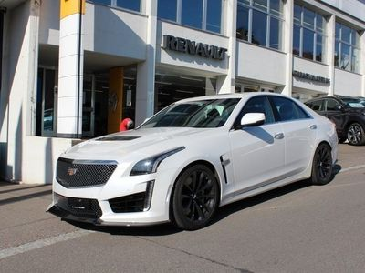 gebraucht Cadillac CTS CTS-V Sedan 6.2 Supercharged Automatic