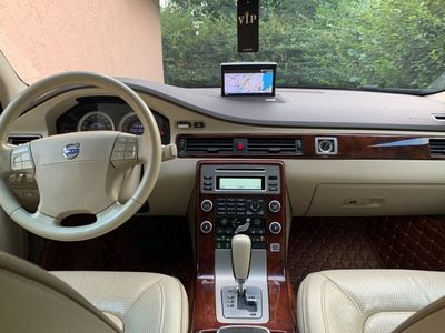 gebraucht Volvo S80 D5 AWD Executive Geartronic