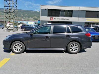 gebraucht Subaru Legacy 2.0i Advantage AWD Lineartronic