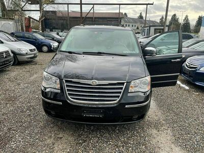 gebraucht Chrysler Grand Voyager Voyager Grand Voyager 2.8 CRD Classic Line Plus Automatic Voyager2.8 CRD Classic Line Plus Automatic