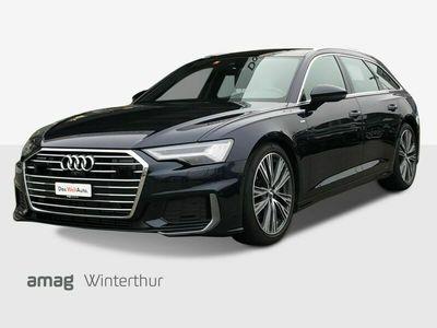 gebraucht Audi A6 Avant 50 TDI Design quattro tiptronic