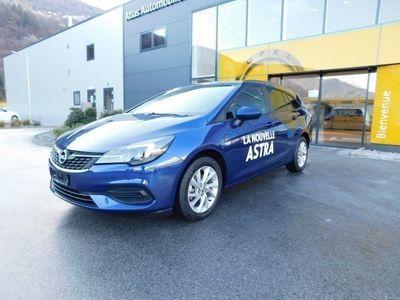 gebraucht Opel Astra 1.2i Turbo Edition