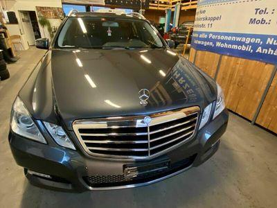 gebraucht Mercedes E200 CDI BlueEfficiency Avantgarde Automatic