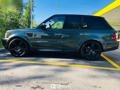 gebraucht Land Rover Range Rover Sport 2.7 HSE (Diesel)