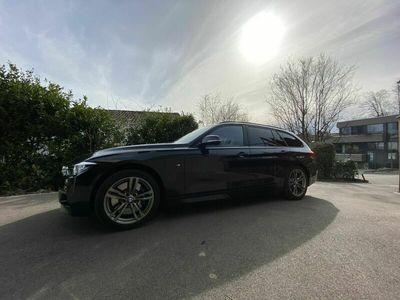 gebraucht BMW 340 3er i xDrive Touring M Sport inkl. Garantie bis Mai 2022