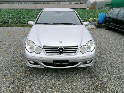 gebraucht Mercedes C180 C-KlasseK Sport Edition