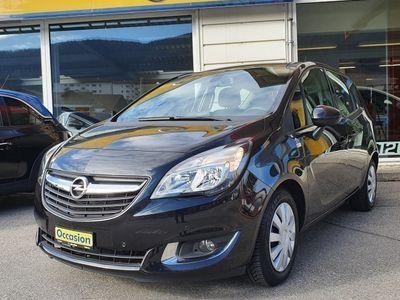 gebraucht Opel Meriva 1.4 Turbo Drive