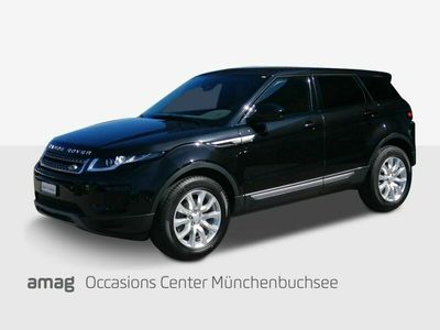 gebraucht Land Rover Range Rover evoque  2.0 TD4 SE AT9