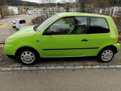 gebraucht VW Lupo Lupo 50 1.0 Benziner Gangschalter ab MFK km 157800