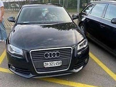 gebraucht Audi A3 2.0 2009