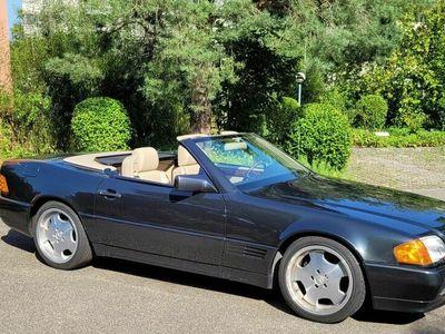 gebraucht Mercedes SL500 SL -Klasse R129 CabrioV8