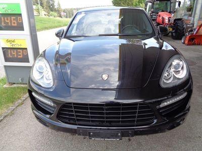gebraucht Porsche Cayenne Turbo