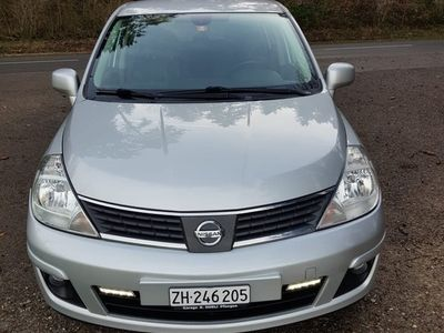 gebraucht Nissan Tiida 1.8 acenta