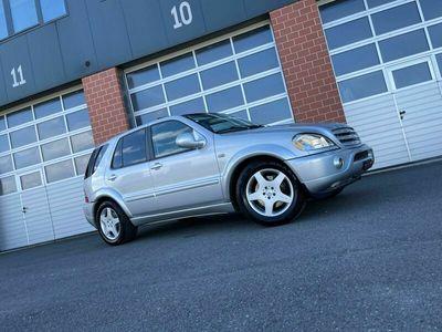 gebraucht Mercedes ML55 AMG M-Klasse ML 55 AMG Automatic M-KlasseAMG Automatic