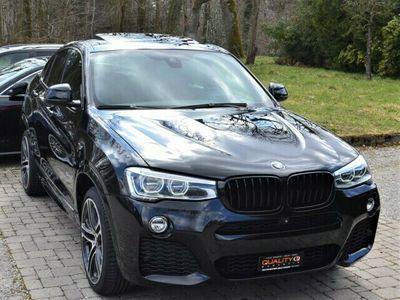 gebraucht BMW X4 X4 xDrive 30d M-Sportpaket xLine SteptronicxDrive 30d M-Sportpaket xLine Steptronic