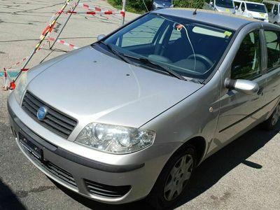 gebraucht Fiat Punto 1.2 16V Swiss