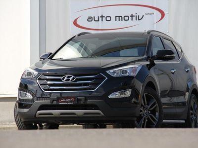 gebraucht Hyundai Santa Fe 2.2 CRDI 4WD *7-SITZE*