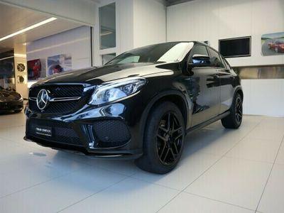 gebraucht Mercedes 400  GLE Coupé4Matic 9G-Tronic