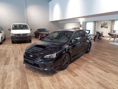 gebraucht Subaru WRX 2.5 Turbo 4WD STI Swiss
