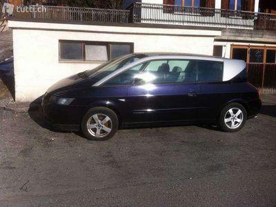 gebraucht Renault Avantime 3.0i V6 6-Gang manuell, Panoramadach, 2002, 242'000 km
