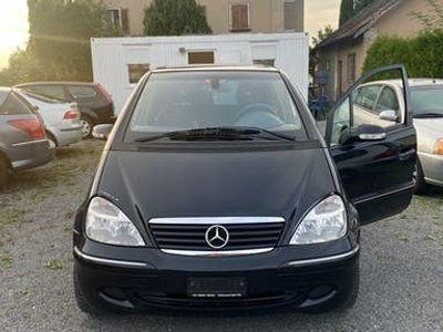 gebraucht Mercedes A190 A-Klasse MERCEDESautomat 2004
