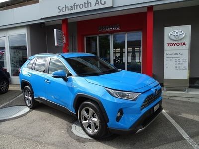 gebraucht Toyota RAV4 2.5 HSD Premium e-CVT 2WD