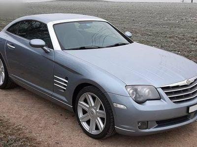gebraucht Chrysler Crossfire Crossfire Sportcoupé - Mercedes SLK Technik -