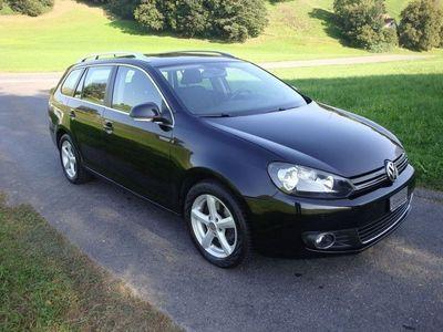 gebraucht VW Golf VI Variant 1.6 TDI Comfortline 4Motion