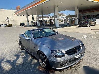 gebraucht Mercedes 230 SLK Mercedes Benzkomp. ab Platz ohne Garantie