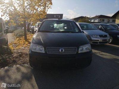 gebraucht Fiat Punto 1.2 Active