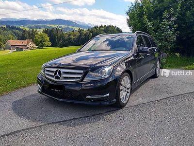 gebraucht Mercedes C250 CDI Avantgarde 4Matic