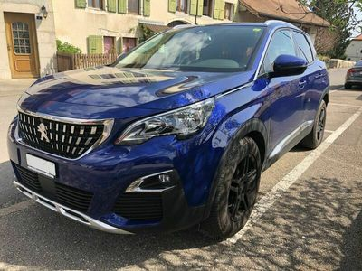 gebraucht Peugeot 3008 1.6 THP Allure EAT