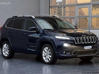 gebraucht Jeep Cherokee 2.0TD Limited