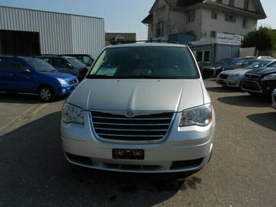 gebraucht Chrysler Grand Voyager Voyager2.8 CRD Classic Line Plus Automatic