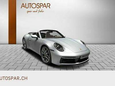 gebraucht Porsche 911 Cabriolet 3.7 Turbo PDK