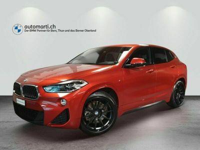 gebraucht BMW X2 xDrive 25d M Sport
