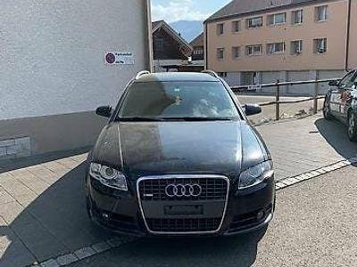 gebraucht Audi A4 BENZIN