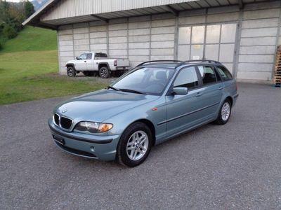 gebraucht BMW 316 i Touring Advantage