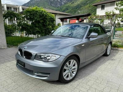 gebraucht BMW 118 Cabriolet 1er D
