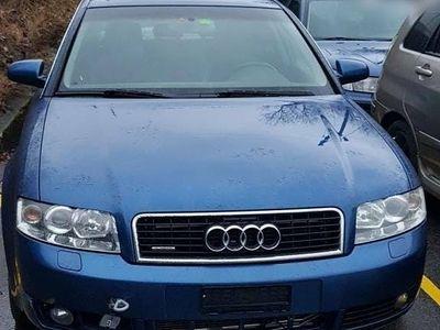 gebraucht Audi A4 A4 BelleQuattro automatique 2.5 V6 TDI. Pour Export ou