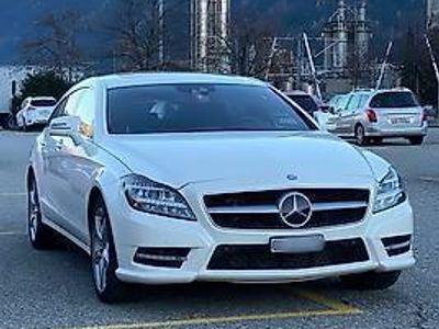 gebraucht Mercedes CLS350 CDI 4matic