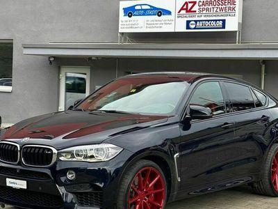gebraucht BMW X6 M top Ausstattung & top gepflegt