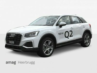 gebraucht Audi Q2 35 TFSI advanced S-tronic