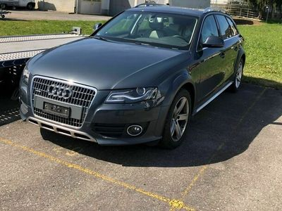 gebraucht Audi A4 Allroad  3.0 TDI quattro