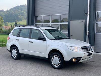 gebraucht Subaru Forester 2.0XS Comfort