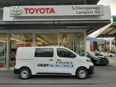 gebraucht Toyota Proace Van L1 75KWh Active