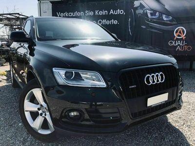 gebraucht Audi Q5 3.0 TFSI quattro tiptronic