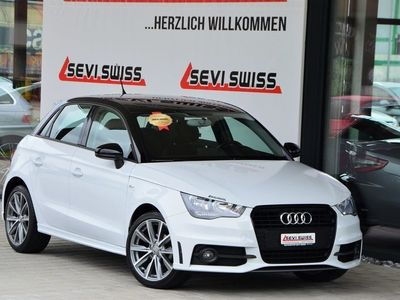 gebraucht Audi A1 Sportback 1.2 TFSI Attraction